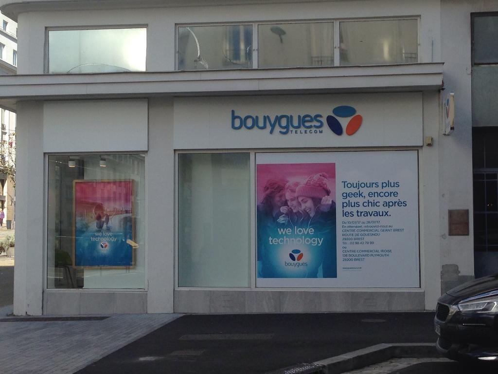 club bouygues t l com vente de t l phonie 87 rue du siam 29200 brest adresse horaire. Black Bedroom Furniture Sets. Home Design Ideas
