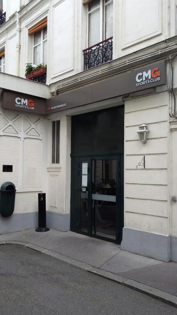 Cmg Sports Club One Montparnasse 149 R Rennes 75006 Paris Clubs