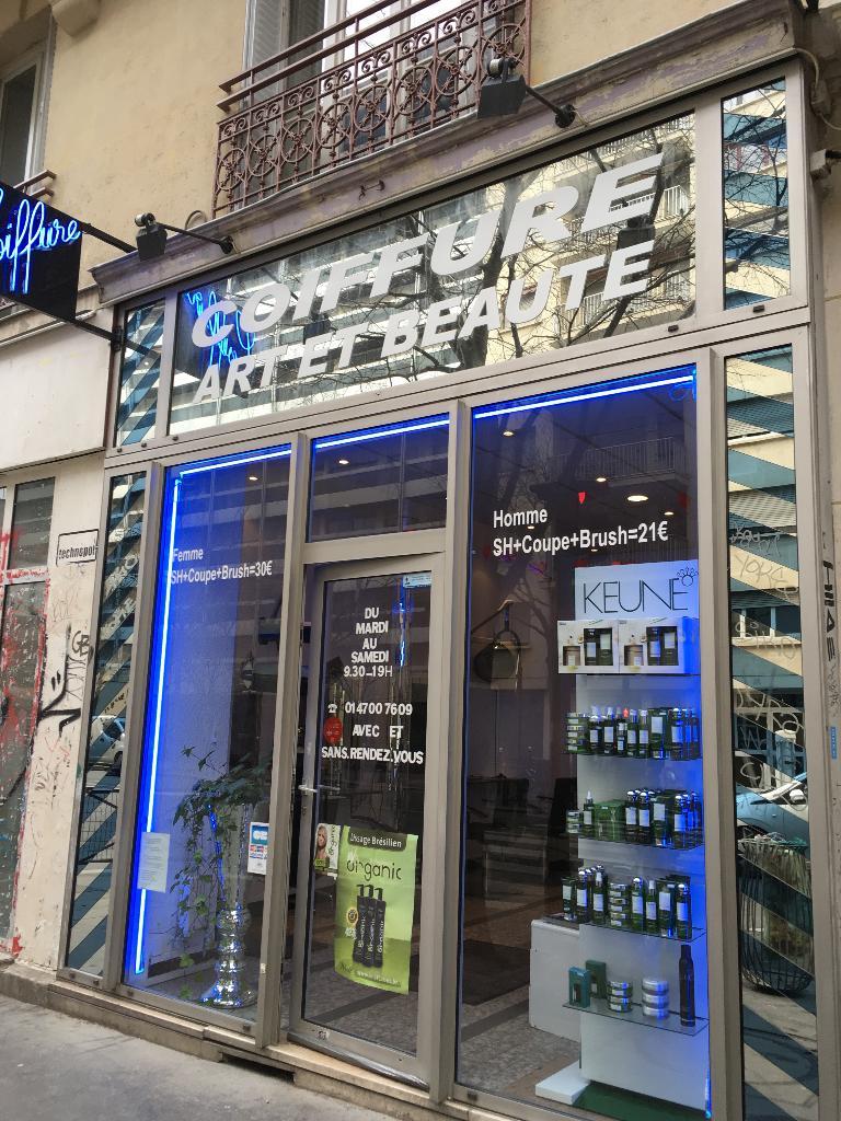 Coiffure art et beaut coiffeur 67 avenue parmentier for Garage oberkampf parking