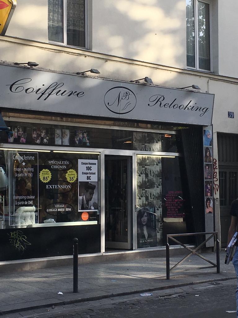 Coiffure Celine - Coiffeur 39 rue Torcy 75018 Paris - Adresse Horaire