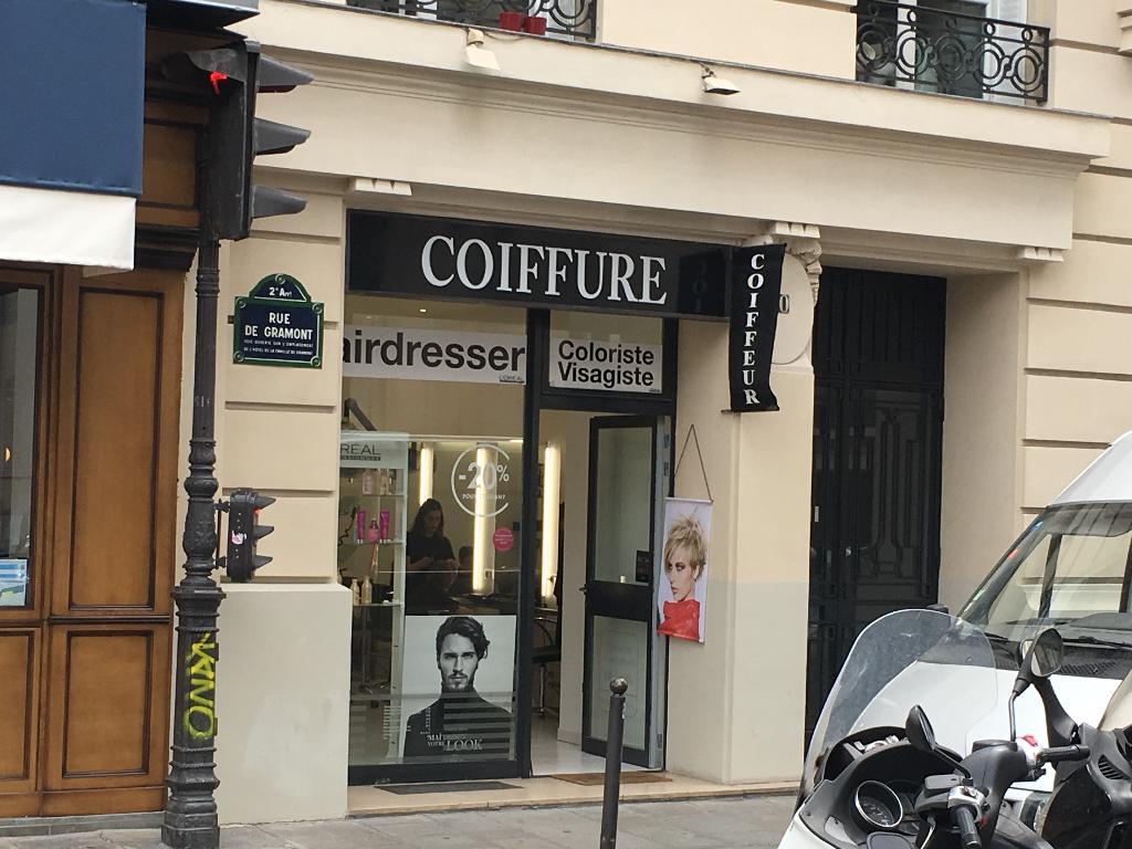 coiffure cr ative coiffeur 30 rue gramont 75002 paris adresse horaire. Black Bedroom Furniture Sets. Home Design Ideas