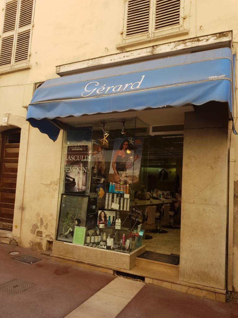 Coiffure Gerard Coiffeur 45 Rue Sieyes 83370 Frejus Adresse