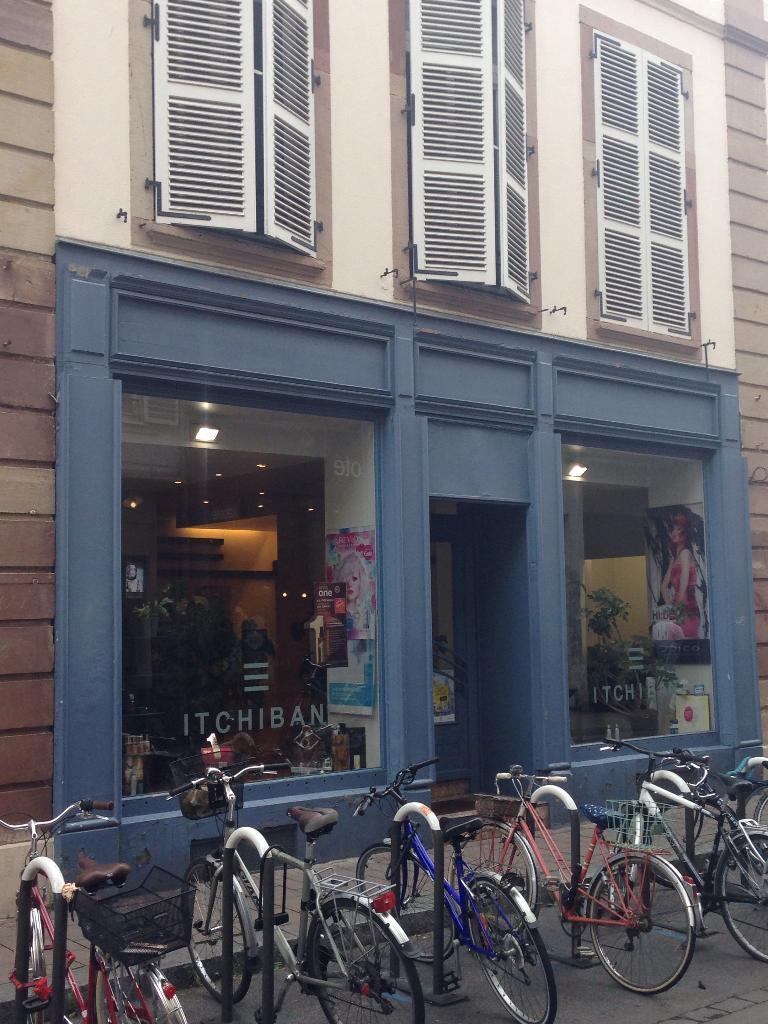 Coiffure Itchiban Coiffeur 26 Rue Juifs 67000 Strasbourg