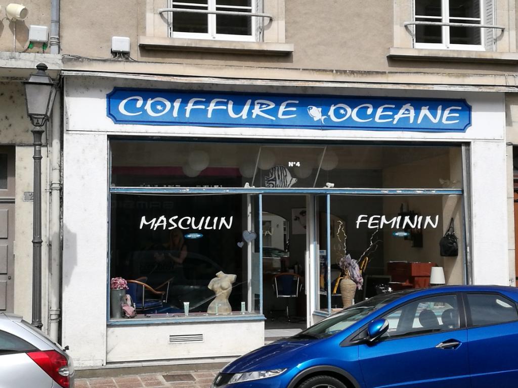 Coiffure Oceane Coiffeur 4 Rue Marie De Luxembourg 41100 Vendome