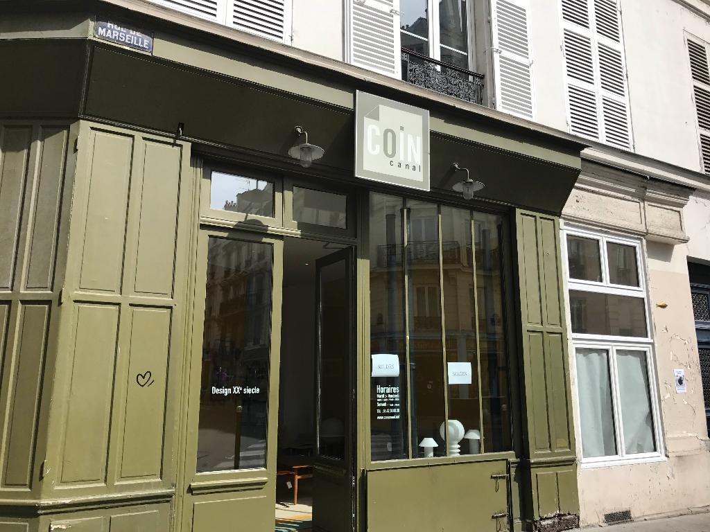 coin canal magasin de meubles 1 rue marseille 75010 paris adresse horaire. Black Bedroom Furniture Sets. Home Design Ideas