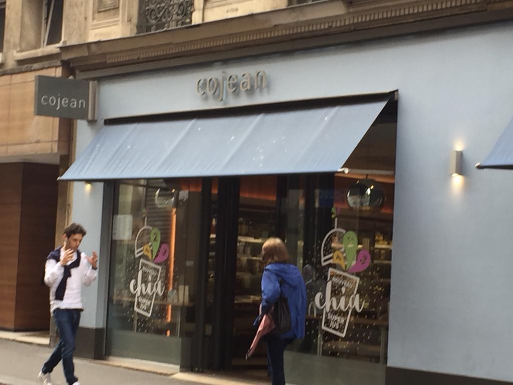 Cojean - Restaurant  4 Rue De S U00e8ze 75009 Paris