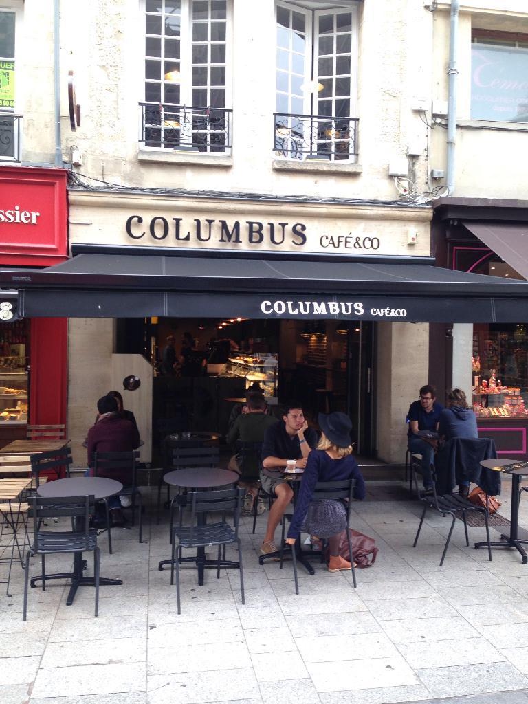 columbus caf caf bar 67 rue saint pierre 14000 caen adresse horaire. Black Bedroom Furniture Sets. Home Design Ideas