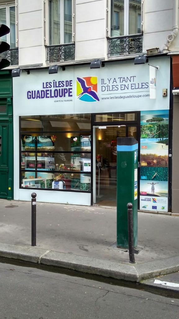 Comit du tourisme iles de guadeloupe office de tourisme et syndicat d 39 initiative 8 rue - Office du tourisme italien paris horaires ...