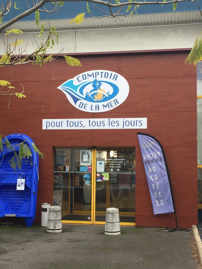 Le comptoir de la mer magasin de sport rue beno t - Comptoir de la mer lorient ...