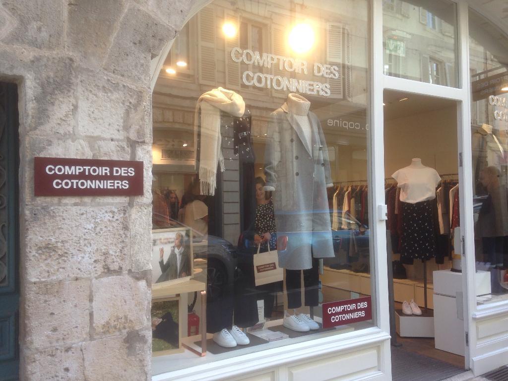 Comptoir des cotonniers v tements femme 20 rue saint - Magasin d usine comptoir des cotonniers ...