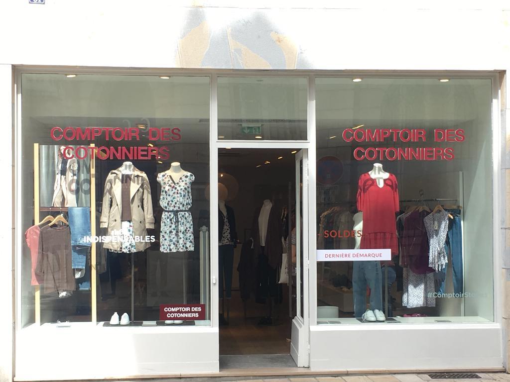 Comptoir des cotonniers v tements femme 61 grande rue - Place des tendances comptoir des cotonniers ...