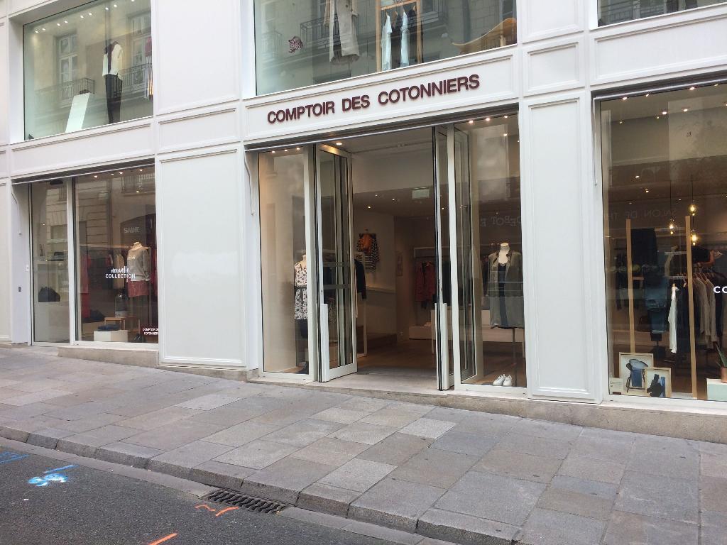 Comptoir Des Cotonniers 18 R Crébillon 44000 Nantes Magasins De