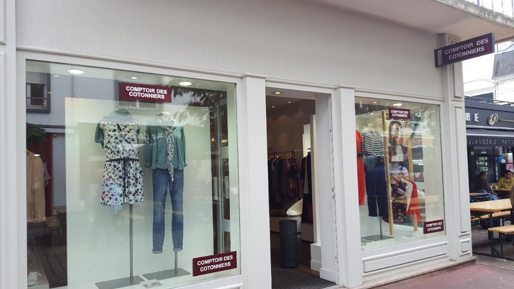 Comptoir des cotonniers v tements femme 27 rue port - Comptoir irlandais lorient ...