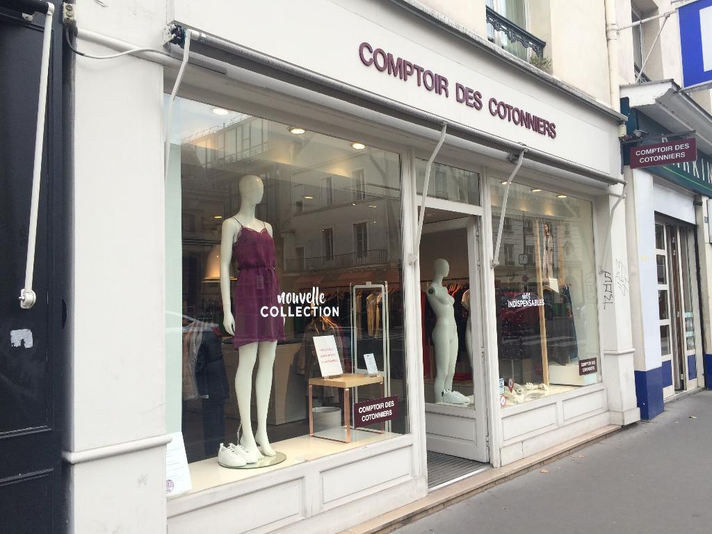 Comptoir des cotonniers v tements femme 18 rue saint antoine 75004 paris adresse horaire - Comptoirs des cotonniers paris ...