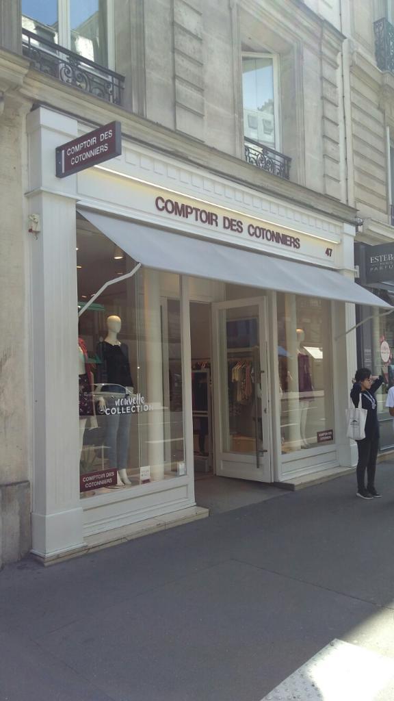 Comptoirs Des Cotonniers Vêtements Femme 62 Rue De La Porte