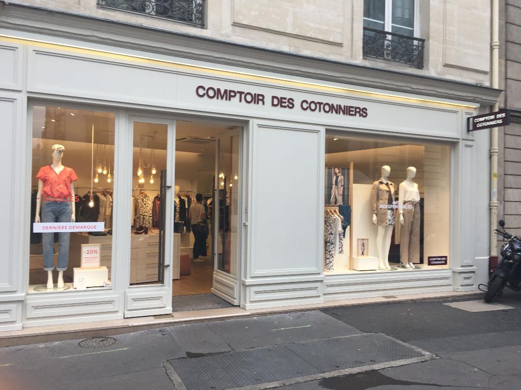 Comptoir des cotonniers v tements femme 33 rue des - Magasin d usine comptoir des cotonniers ...