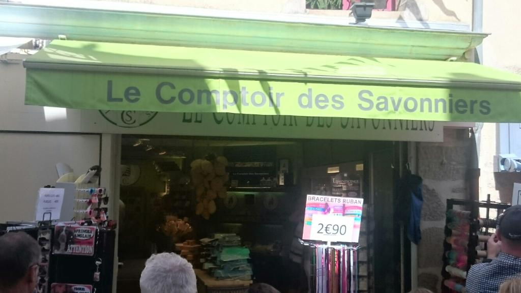 Comptoir des savonniers cadeaux 13 rue saint michel - Le comptoir des savonniers ...
