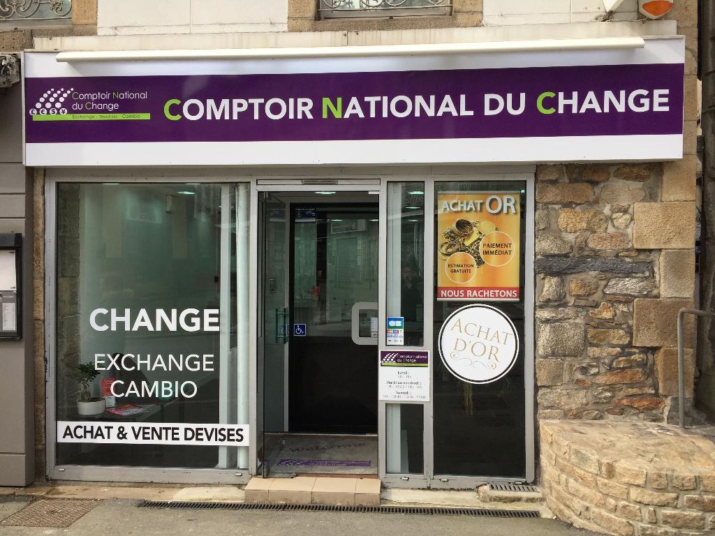 comptoir national du change bureau de change 35 rue. Black Bedroom Furniture Sets. Home Design Ideas
