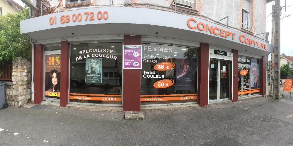 Concept coiffure coiffeur 68 avenue paul vaillant for Garage ad vigneux sur seine