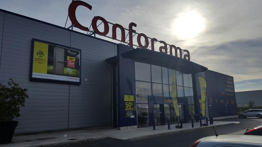 Conforama r blancs monts cormontreuil magasin de meubles