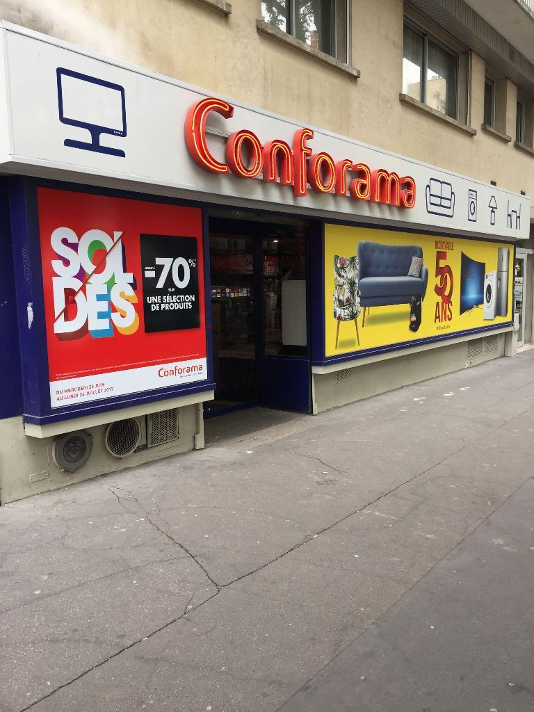 conforama herblay horaire maison design. Black Bedroom Furniture Sets. Home Design Ideas