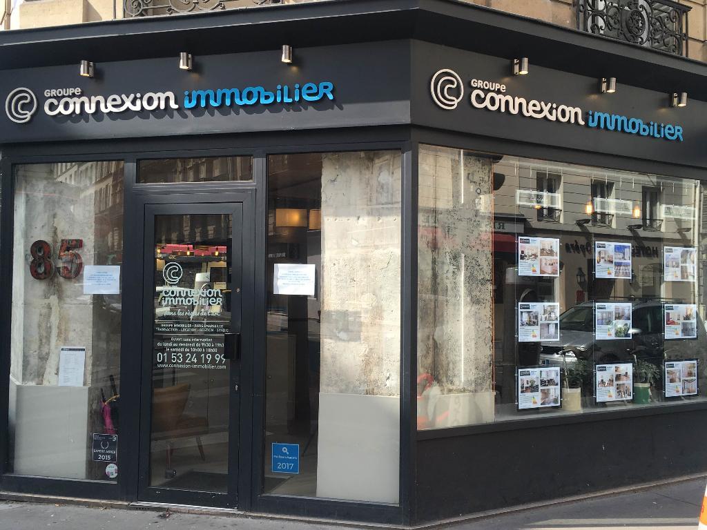Connexion Immobilier Paris 10 - Agence immobilière, 85 rue d ...