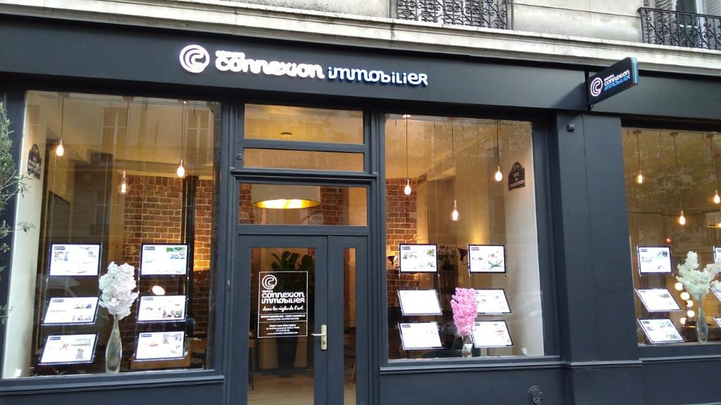 Groupe Connexion Immobilier Paris (adresse)