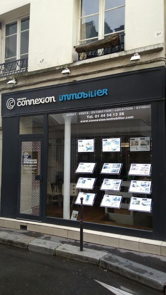 Groupe Connexion Immobilier Paris (adresse, avis)
