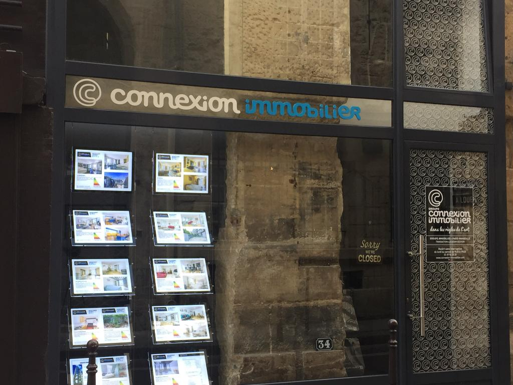 Groupe connexion immobilier agence immobili re 34 rue for Agence immobiliere 34