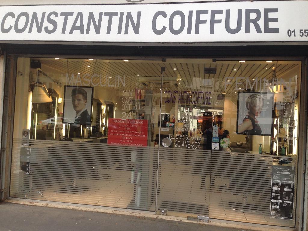 Constantin coiffure coiffeur 62 avenue g n ral leclerc for Tchip coiffure boulogne billancourt