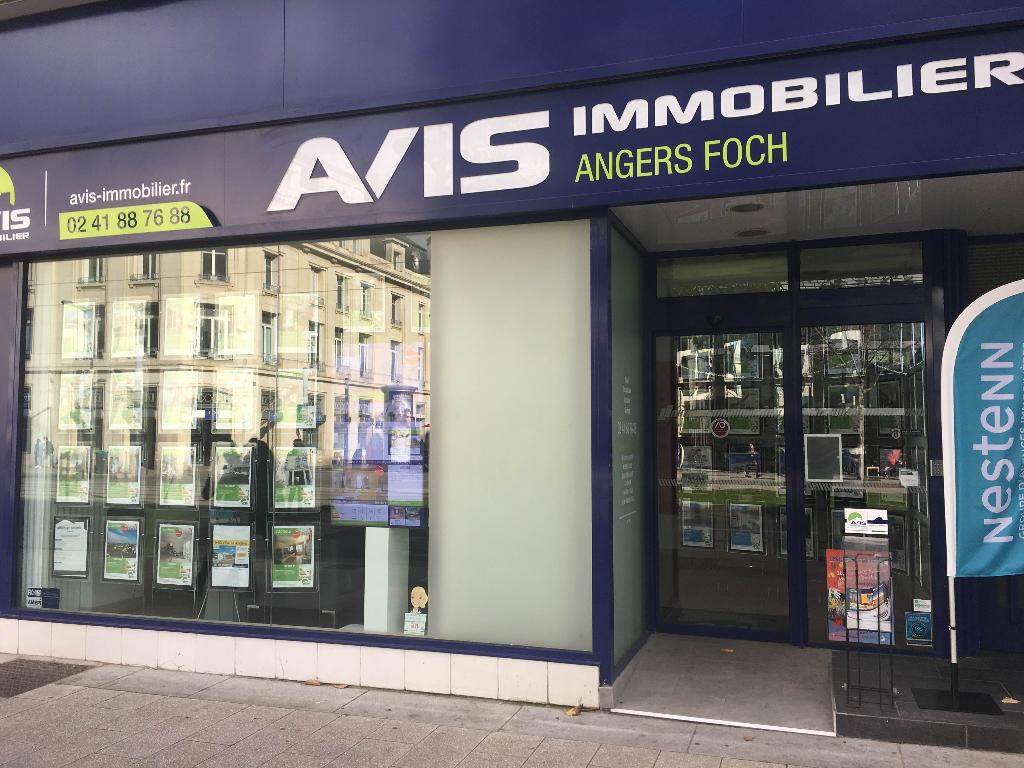 Conti immobilier agence immobili re 37 boulevard mar chal foch 49000 angers adresse horaire - Cabinet daniel vetu angers ...