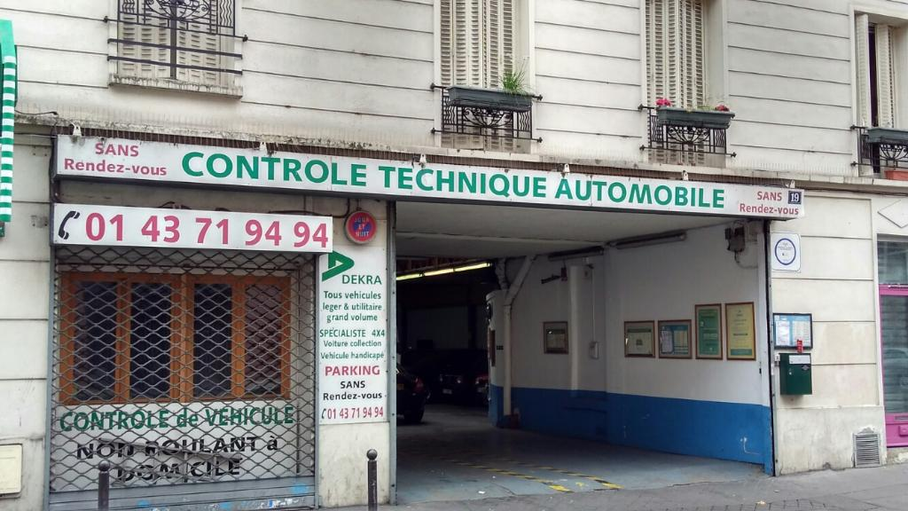 contr le technique r publique garage automobile 19 rue richard lenoir 75011 paris adresse. Black Bedroom Furniture Sets. Home Design Ideas