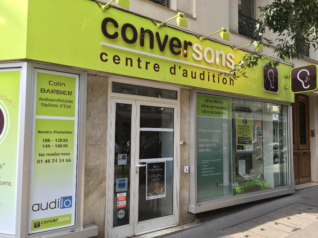 Conversons Paris - Audioprothésiste (adresse, horaires) 786aab227093