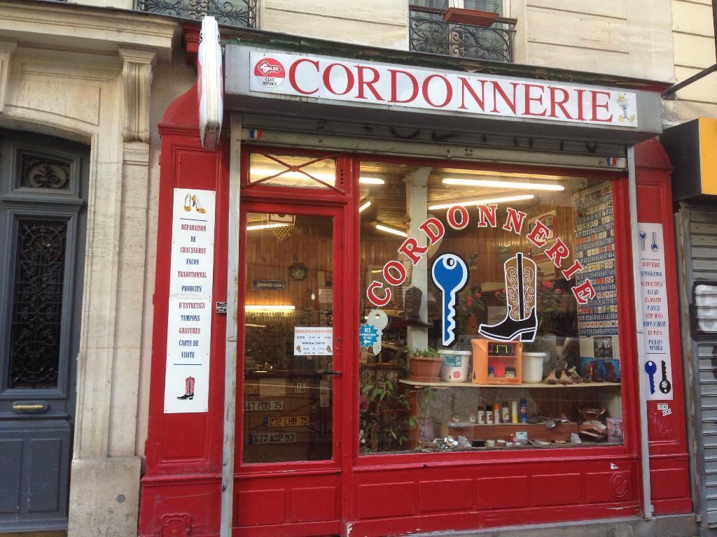 Cordonnerie saint ambroise cordonnier 14 rue saint for Garage oberkampf parking