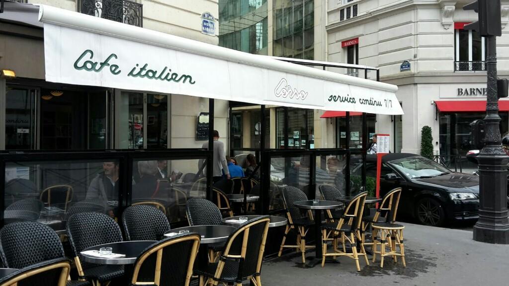 Corso kl ber restaurant 79 avenue kl ber 75016 paris adresse horaire - Parking porte de saint cloud vinci park ...