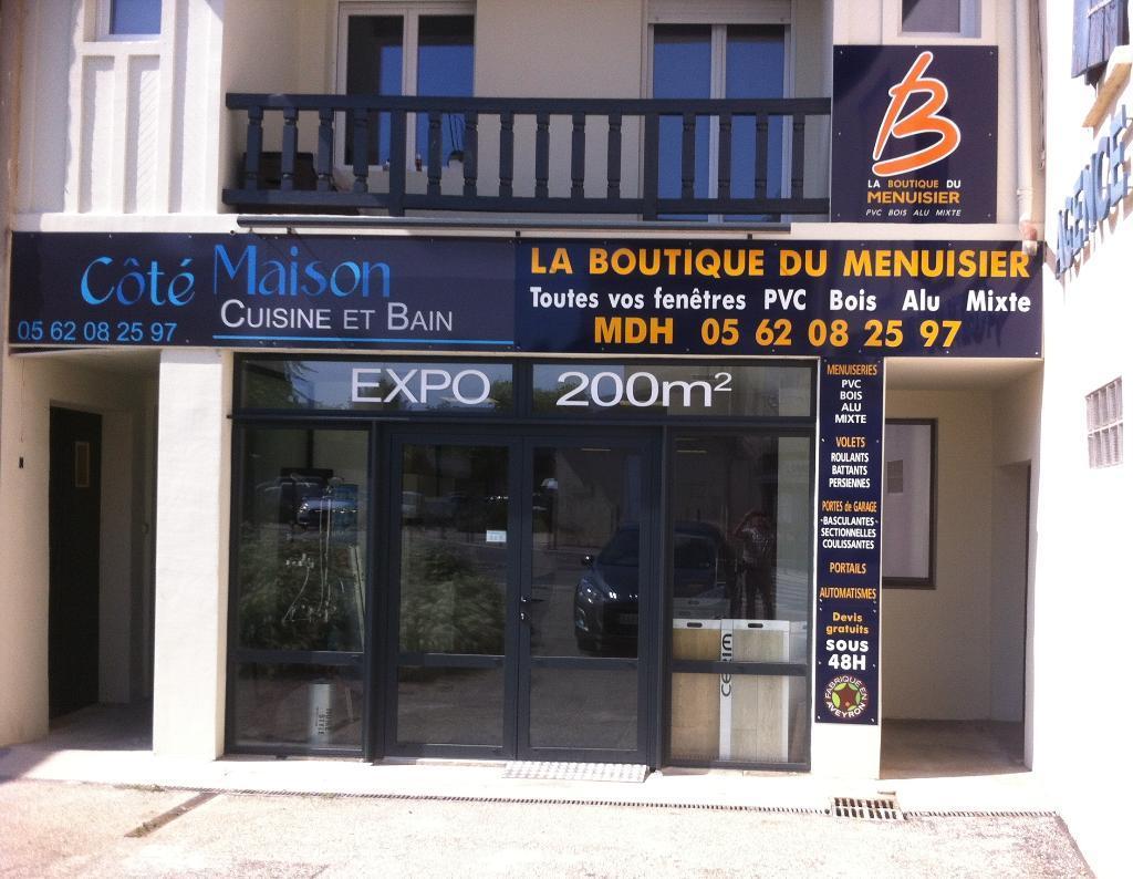 La Boutique du Menuisier M.D.H - Entreprise de menuiserie, 31 ... - Boutique Du Menuisier
