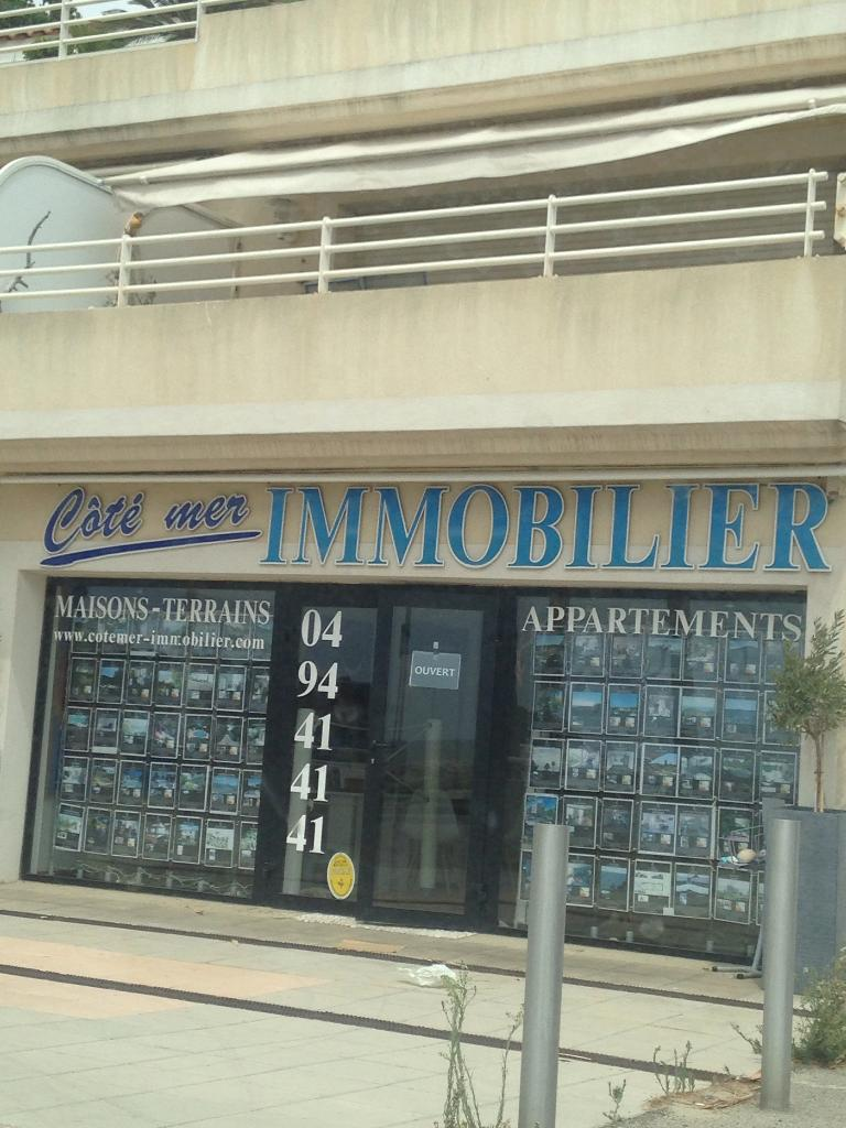 C t mer immobilier agence immobili re 854 promenade for Agence immobiliere 5 promenade nice