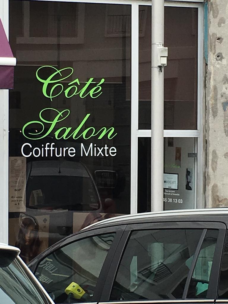 Cote Salon Coiffeur 88 Rue Gambetta 17200 Royan Adresse Horaire