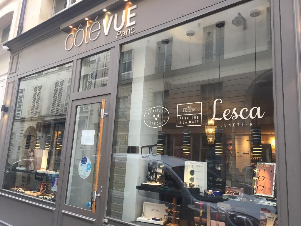 Côté Vue - Opticien, 97 rue Bac 75007 Paris