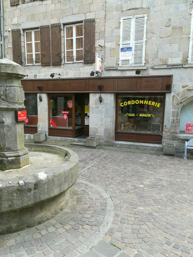 Coudert jean fran ois cordonnier 2 rue cardinal mercier for Garage coudert limoges