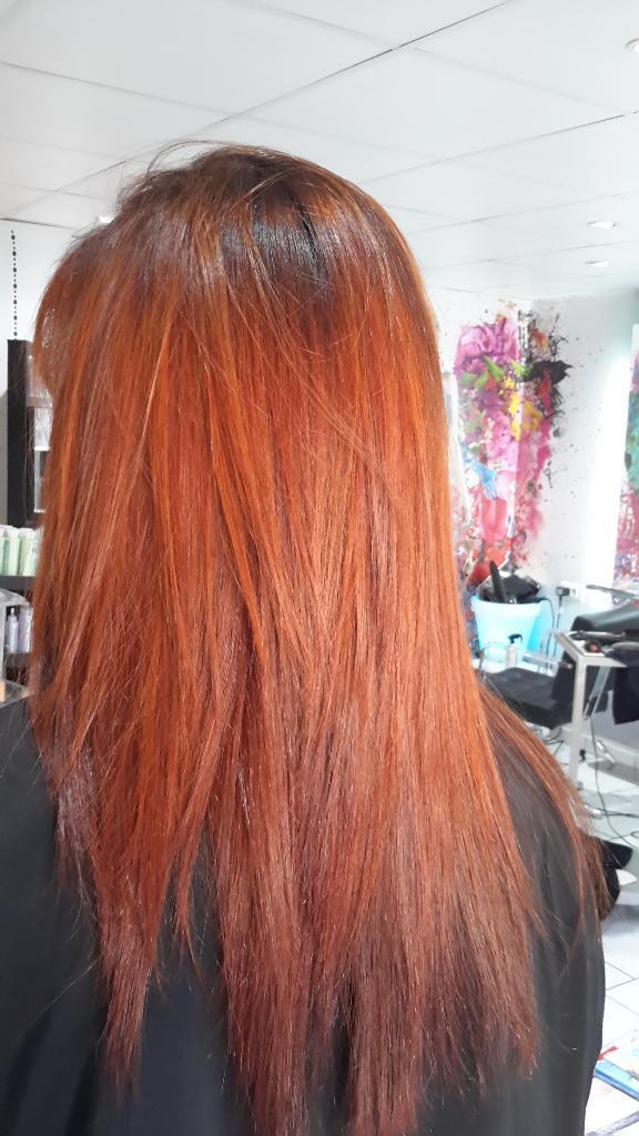 Couleur Mandarine