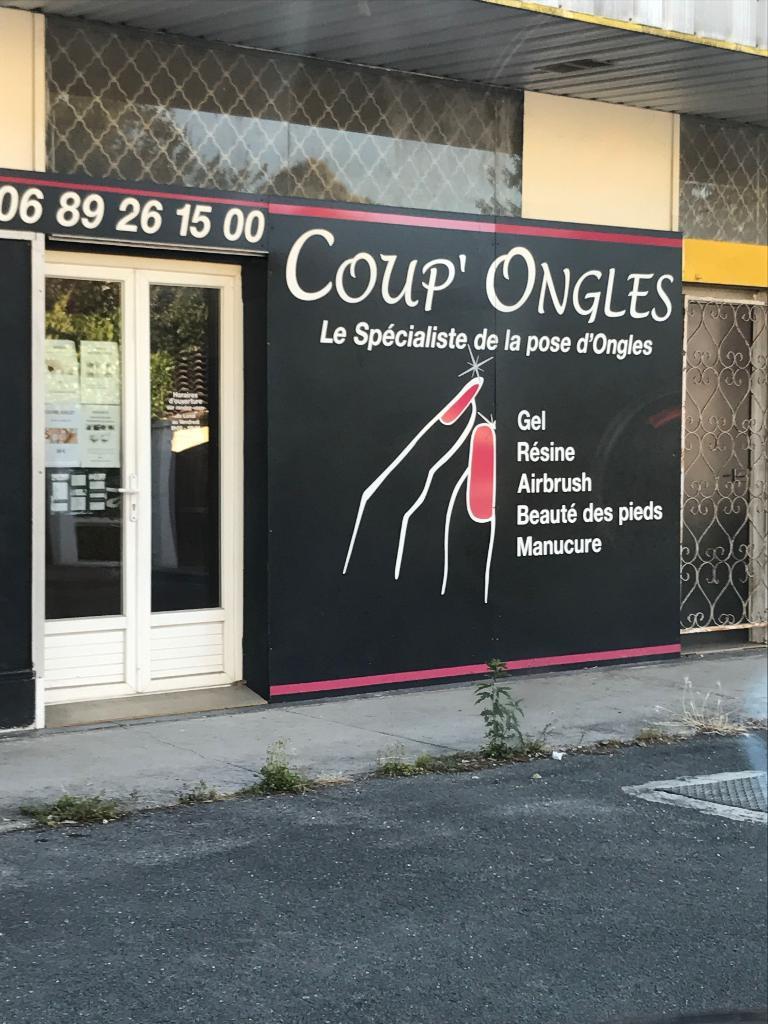 coup 39 ongles eysines institut de beaut 114 avenue m doc. Black Bedroom Furniture Sets. Home Design Ideas