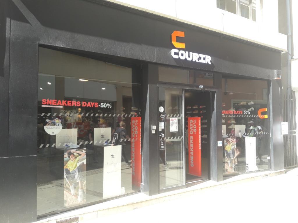 courir france magasin de sport 9 rue marceau 28000 chartres adresse horaire. Black Bedroom Furniture Sets. Home Design Ideas