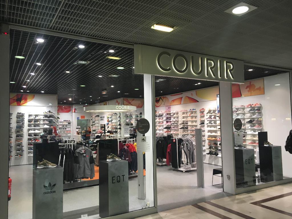 courir france chaussures centre commercial saint sever 76000 rouen adresse horaire. Black Bedroom Furniture Sets. Home Design Ideas