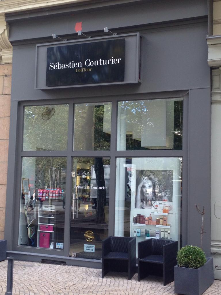 Sebastien Couturier Coiffeur Coiffeur 1 Place Jean Jaures 42000