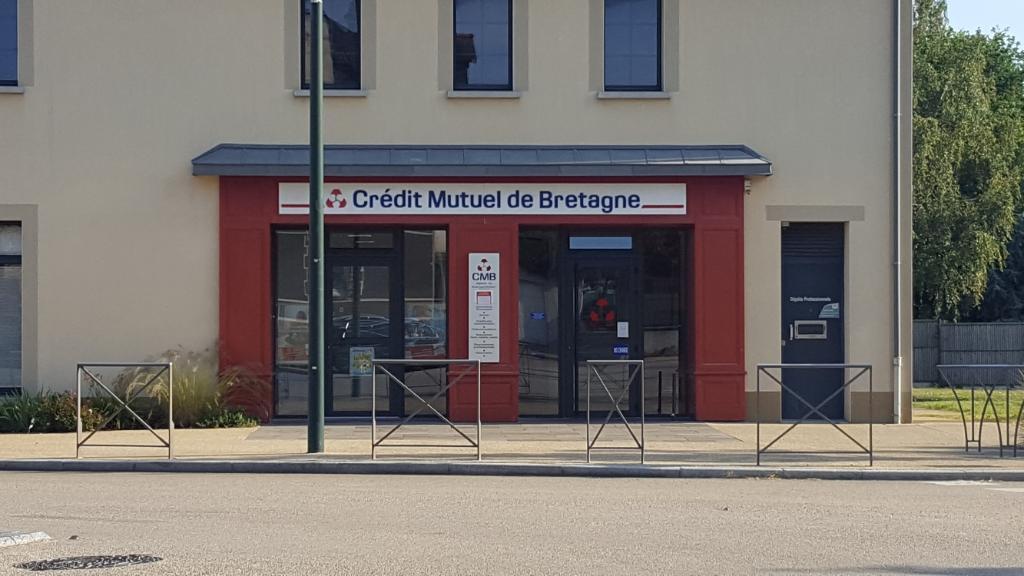 Credit Mutuel De Bretagne Breal Sous Montfort Banque Adresse