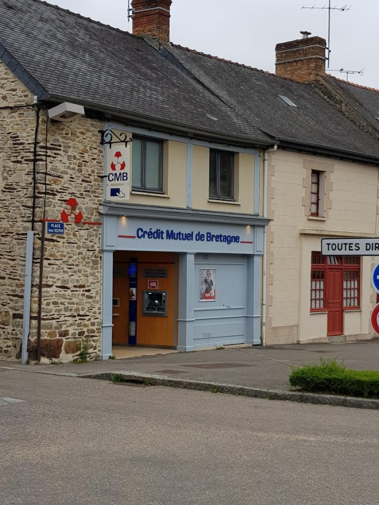 Credit Mutuel De Bretagne Laille Banque Adresse