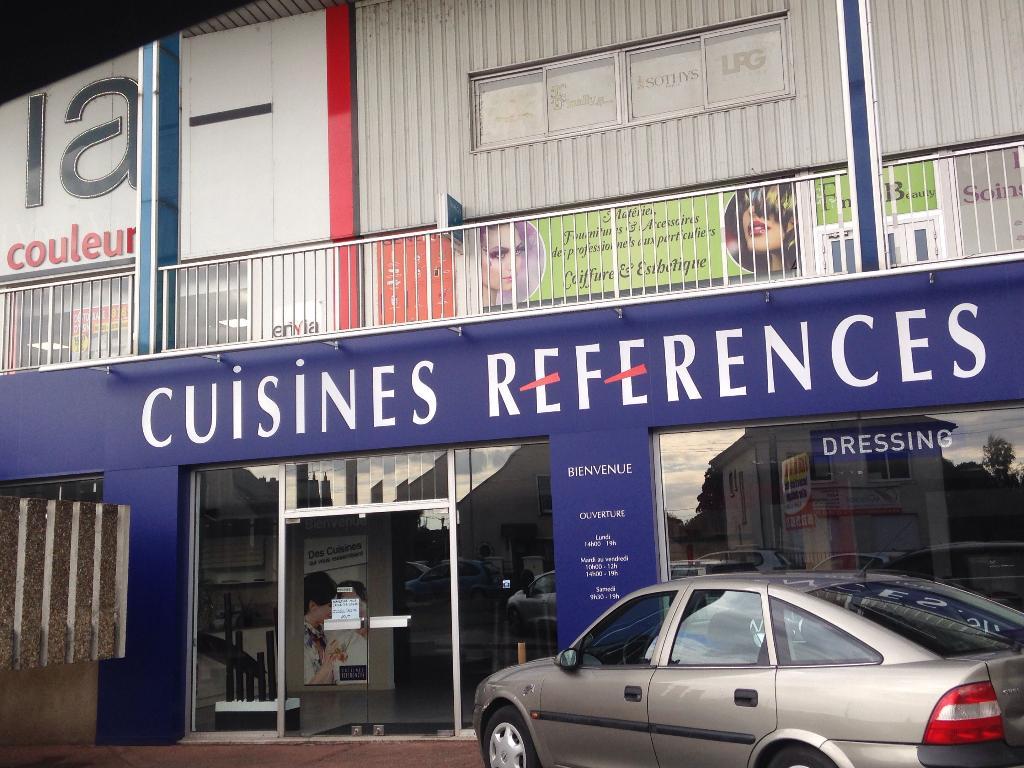 cuisine references magasin de meubles 20 rue andr dessaux 45400 fleury les aubrais adresse. Black Bedroom Furniture Sets. Home Design Ideas