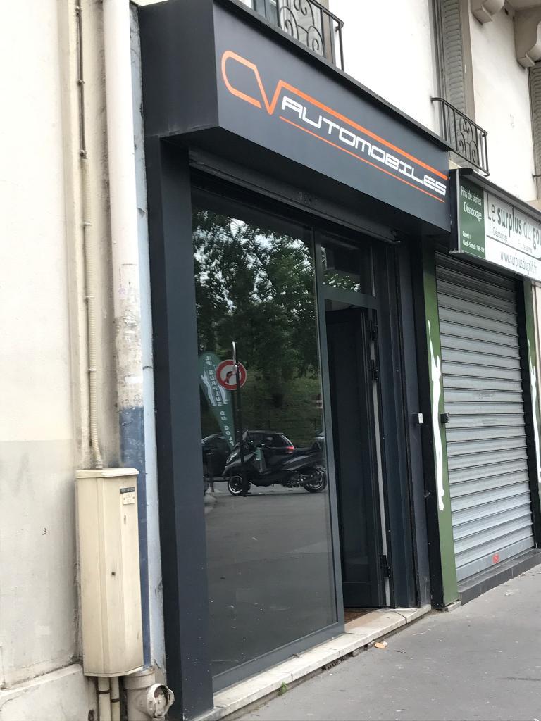 cv automobiles concessionnaire automobile 21 rue alexandre charpentier 75017 paris adresse. Black Bedroom Furniture Sets. Home Design Ideas