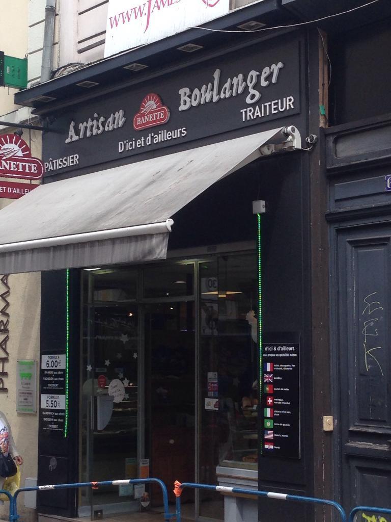 Boulangerie grande rue oullins